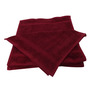 Burgundy_Washcloths