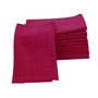Hot_Pink_Fingertip_towels_with_Fringed_ends
