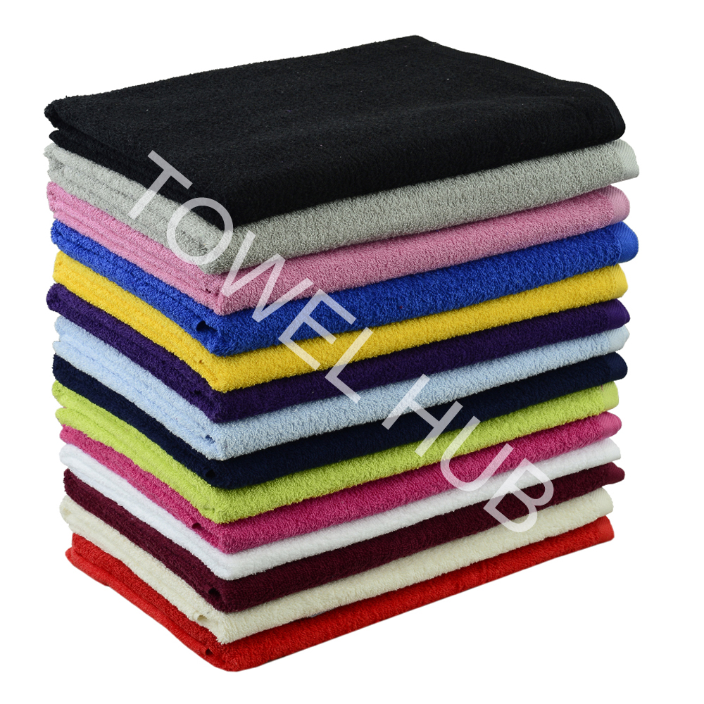 FULL TERRY Color Beach Towels 100% Cotton