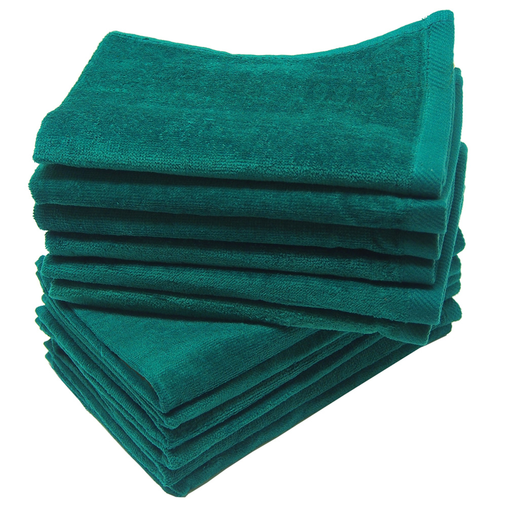 HUNGER GREEN Wholesale Fingertip Towels Terry