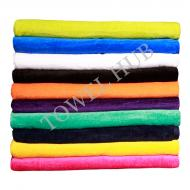 30x60 - Color Beach Towels Terry Velour