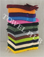 16x27 Color Hand Towels Standard Premium