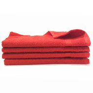 15x25 - Red Wholesale Premium Plus 100% cotton Hand Towels