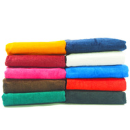 11x18 - Color Fingertip Towels with Hemmed Ends 100% Cotton